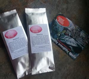 Classic Nokcha green tea from East Teas of Borough Market