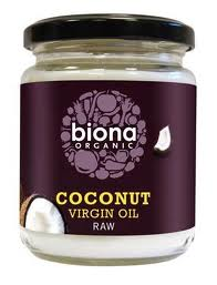 Biona raw cold-pressed coconut oil