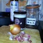 Oleolux ingredients for Budwig diet