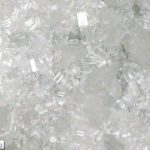Epsom Salts, Crystals of Magnesium Sulphate, MgSO4
