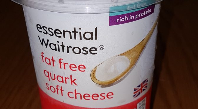 New: Quark from Waitrose